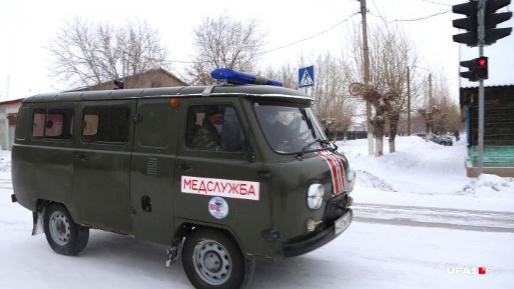 По пути в больницу в Башкирии скончалась 16-летняя школьница