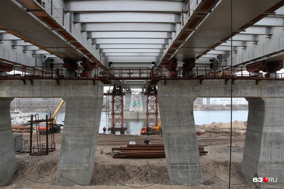 Масштабная стройка крупного объекта началась в 2015 году