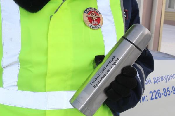 Инспекторы готовы помогать не только в городе, но и на трассах