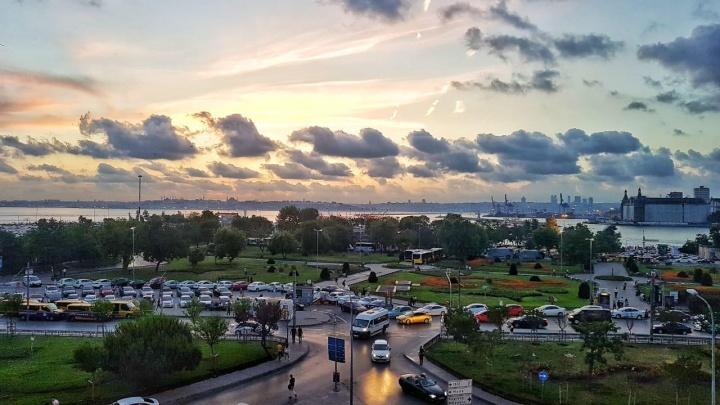 Из Екатеринбурга в Стамбул начнет летать новая авиакомпания