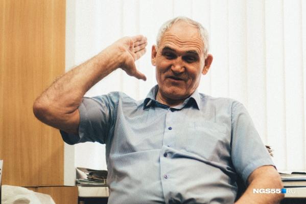 Сегодня Александру Пушнице исполняется 70 лет