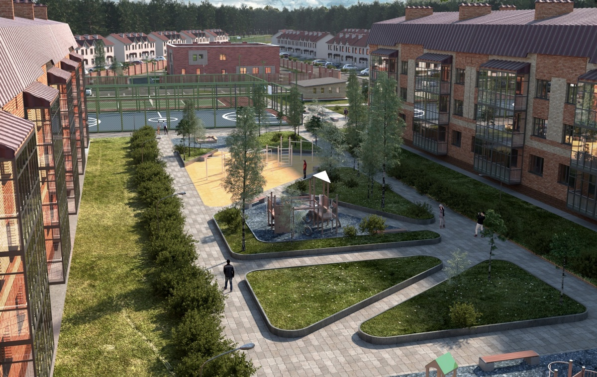 Квартира с участком: недвижимость в Новосибирске вышла на новый уровень