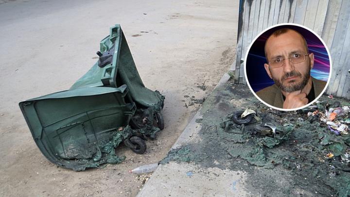 «Регоператор закладывает под город мину»: атаман Головко о нависшей над Волгоградом огненной угрозе