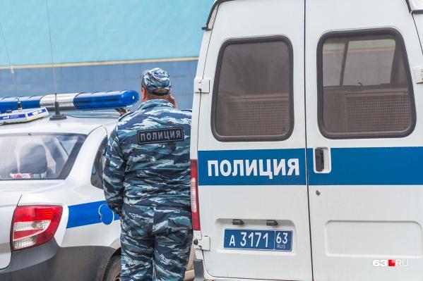Полицейские не нашли взрывчатых веществ