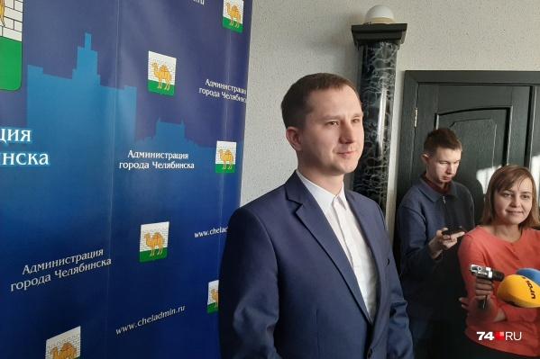 До своего назначения на должность вице-мэра Челябинска Александр Егоров работал в Москве в сфере общественного транспорта
