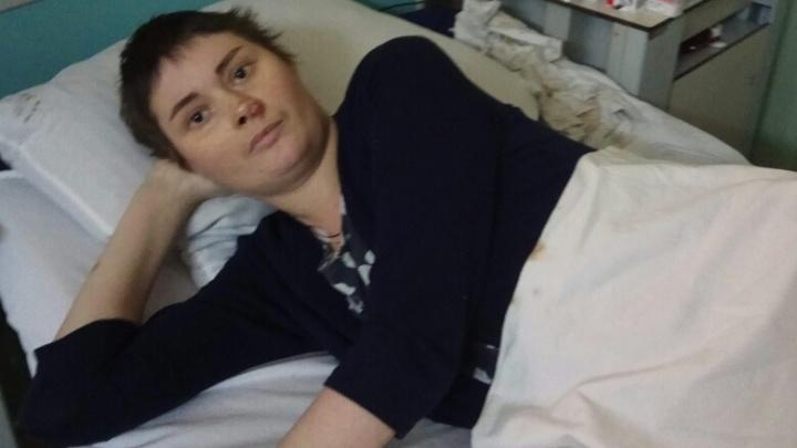 Уральский медик, у которой врачи всю беременность не замечали рак, умерла в московской клинике