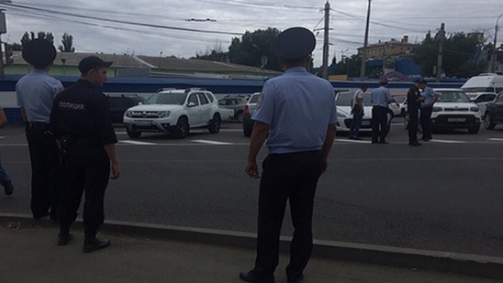 По факту стрельбы около вещевого рынка на севере Волгограда возбуждено уголовное дело