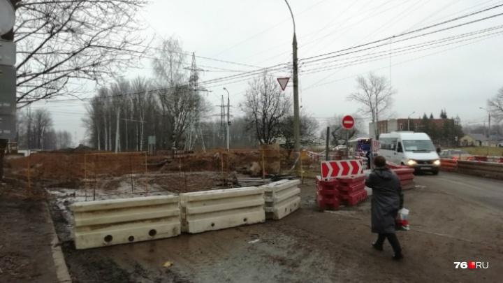 Как поедут автобусы после повторного закрытия Тутаевского шоссе: подробное описание маршрутов