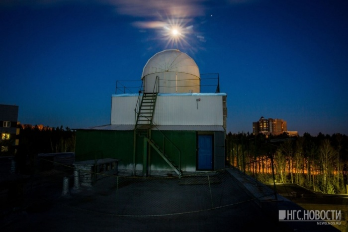 Лунное затмение будет частичным —спутник скроется в тень только на четверть