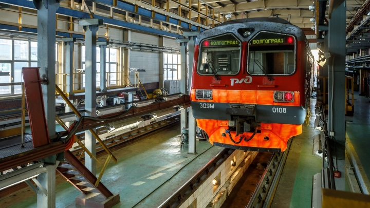 В Волгограде Красноармейский и Тракторный соединит дополнительная электричка