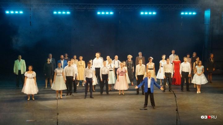 Сцена с секретом и игра со светом: после 15 лет стройки открыли новый корпус театра «СамАрт»