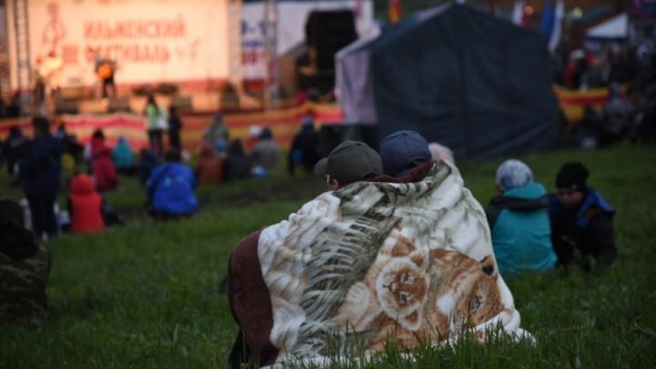 Гостей Ильменского фестиваля обеспечат бесплатной водой