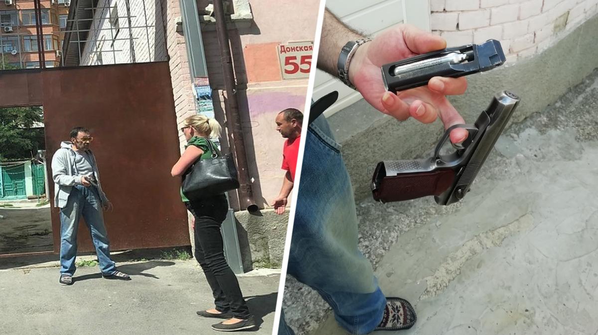 Выстрелы на улице динамовская — img 12