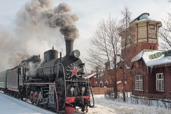 Новый экскурсионный маршрут пройдет рядом с улицей Монастырской и через историческую часть города. Поезд остановится на станции Лёвшино
