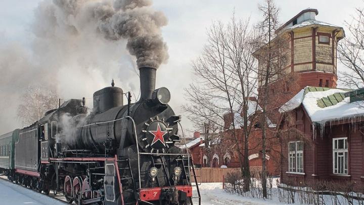 От Перми II до Левшино запустят экскурсионный ретропаровоз