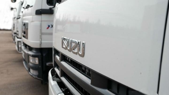 В Прикамье при ухудшении погоды ограничат движение большегрузов по трассам