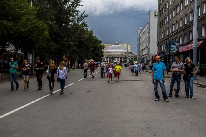 Ул. Ленина от ул. Советской и до ул. Урицкого будет пешеходной каждые субботу-воскресенье до 17 сентября