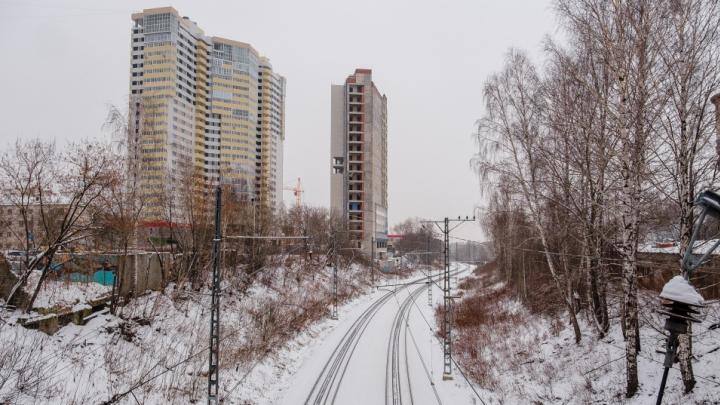 Железнодорожную ветку между станциями Пермь-I и Пермь-II закроют на следующей неделе