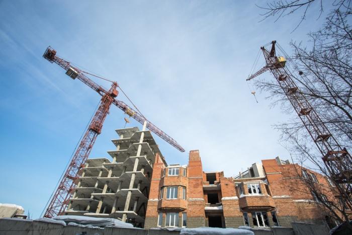 Жители Новосибирской области стали реже вкладываться в долевое строительство