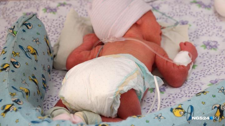 В первый месяц работы перинатального центра в Норильске родился 750-граммовый малыш