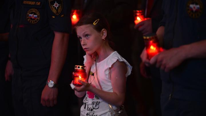 Жители Екатеринбурга выстроятся в огромное слово «Помним» в день начала Великой Отечественной войны