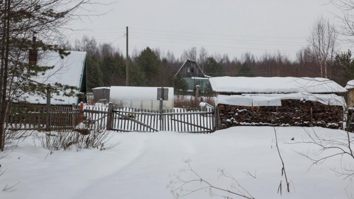 В деревне Орлово Холмогорского района стали чистить дорогу после публикации 29.RU