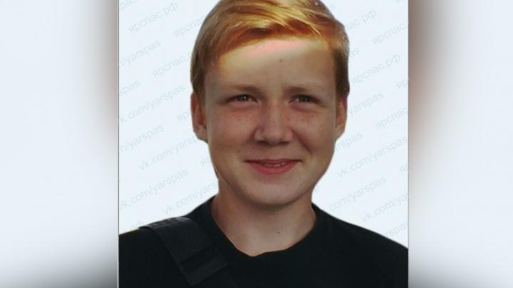 Раньше никогда не убегал: в Ярославле во время прогулки с друзьями пропал рыжий мальчик