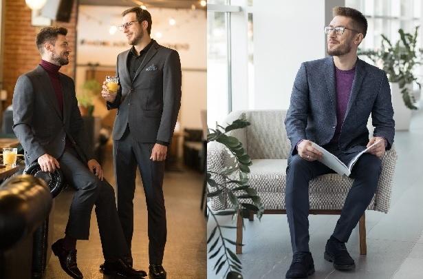Джентльмены оденутся в черный: сеть магазинов мужской одежды начала давать немалые скидки на покупки