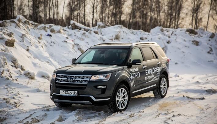 Вместо «Прадо»: американскийRange Rover стоит дешевле и везёт 7 человек
