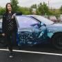 Не хотят потеряться в потоке: в Челябинске отыскали самые яркие автомобили