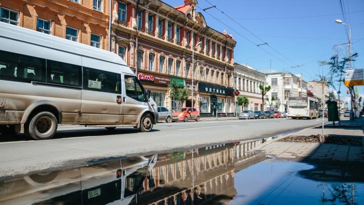 Реновацию исторического центра Самары начнут с замены труб
