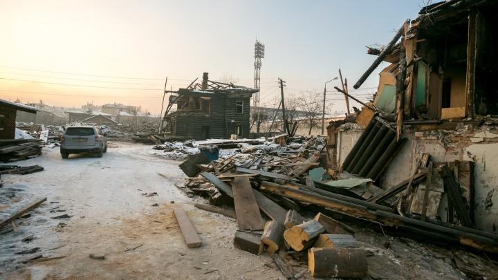 «Если признают памятником, придется восстанавливать»: рассказываем о судьбе усадеб у «Локомотива»