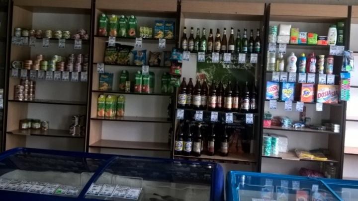 Под Нижним Тагилом полицейские конфисковали около тысячи литров алкоголя