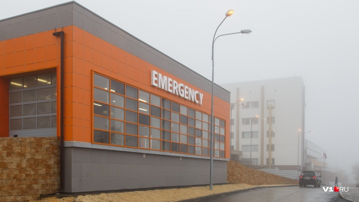 Под Волгоградом двухлетний малыш выпил паяльную кислоту