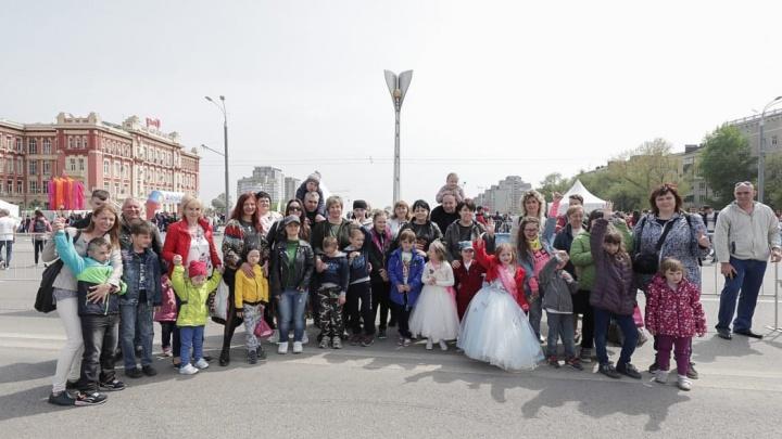 Выплаты для родителей и опекунов инвалидов в Ростовской области увеличат вдвое