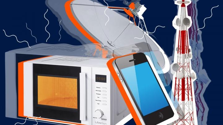 Можно ли заболеть раком из-за сотовых вышек и телефонов? Отвечает главный рентгенолог Екатеринбурга