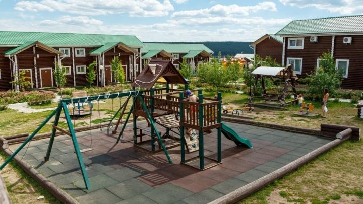 Чем занять ребёнка на осенних каникулах: в загородный детский лагерь продают горящие путёвки