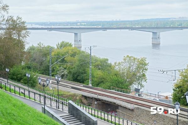 Закрытие станции - первый шаг к закрытию участка железной дороги вдоль набережной