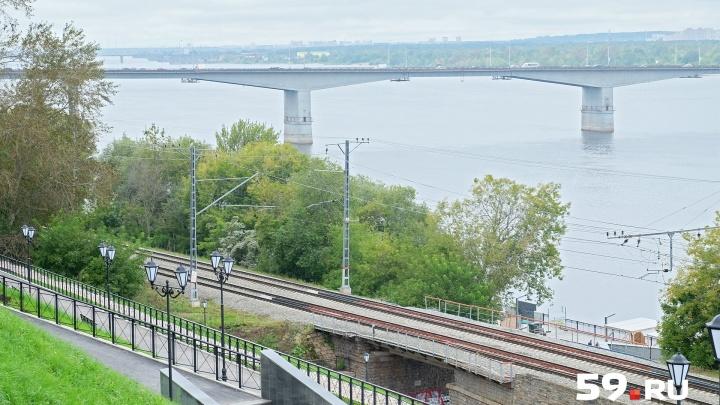 С 12 июля закроют станцию Дзержинская. Как будут следовать поезда до Перми II?