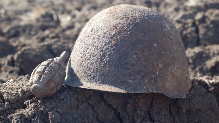 Донские поисковики нашли братскую могилу защитников Ростова