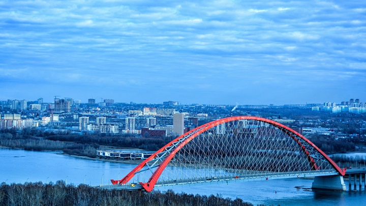 Новосибирск не вошёл в число городов-лидеров в рейтинге качества городской среды