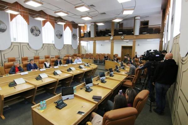 11 октября станут известны все кандидаты на пост мэра Красноярска
