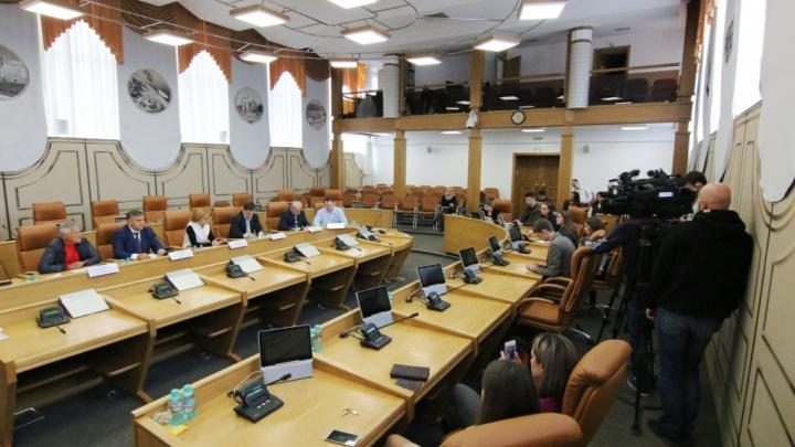 Названа дата отбора кандидатов на пост мэра Красноярска