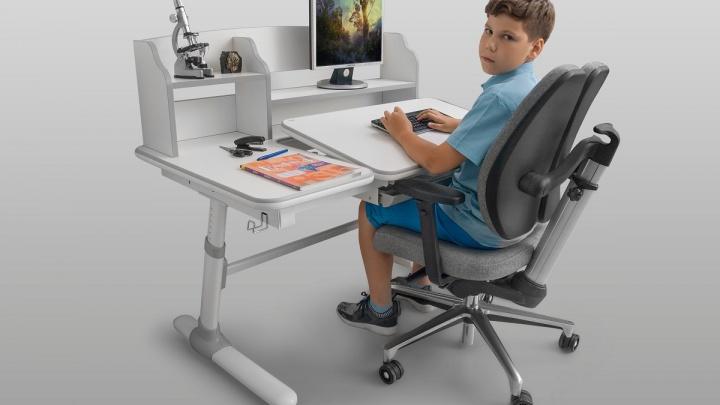 Мебель будет расти вместе со школьником — и это не шутка
