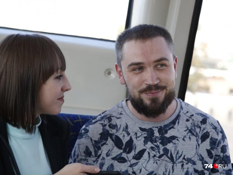 Александр Коротков уверен, что Челябинску нужно больше таких трамваев