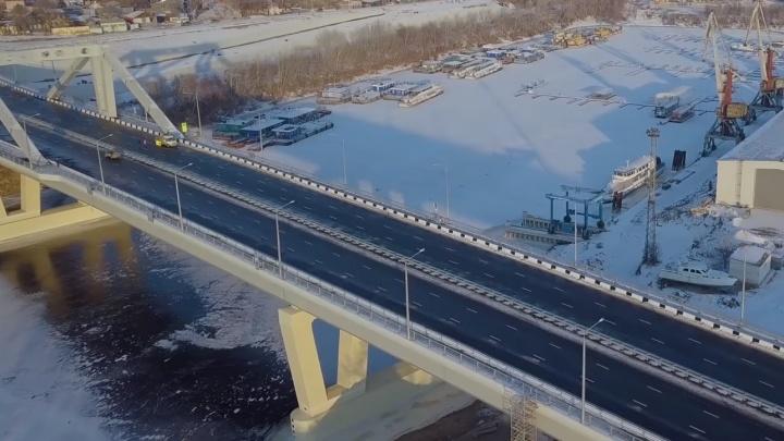 В Самаре открыли движение транспорта по Фрунзенскому мосту