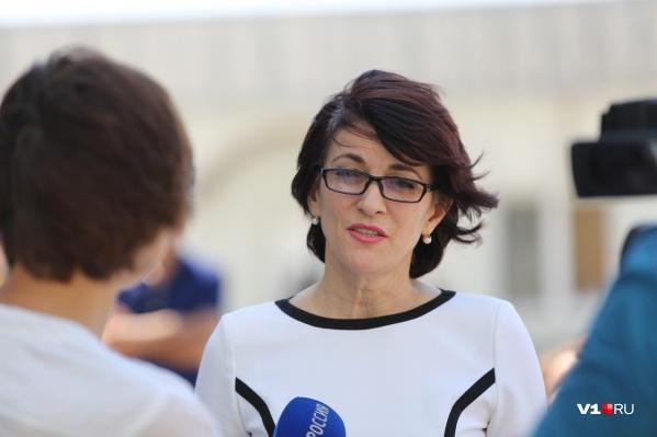 Зина Мержоева курирует в администрации социальные вопросы