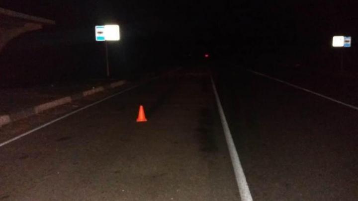 Водитель-беглец на трассе в Башкирии сбил пешехода и скрылся