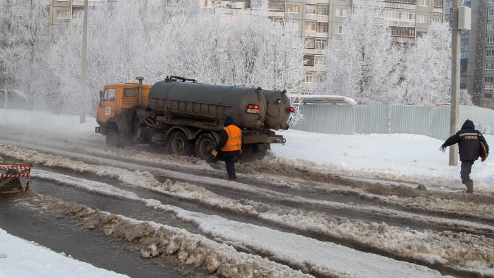 От окраины к центру: где в Архангельске отключают коммунальные услуги из-за ремонтов на сетях