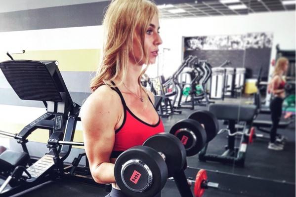 Тем, кто не стремится к большому спорту, достаточно бывать в зале дважды в неделю, считает Мария